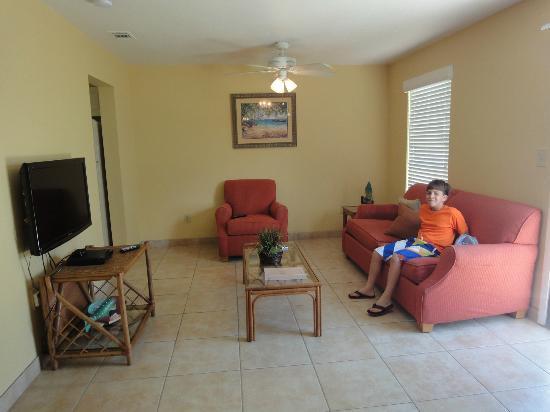 Villas at Fortune Place: Área social