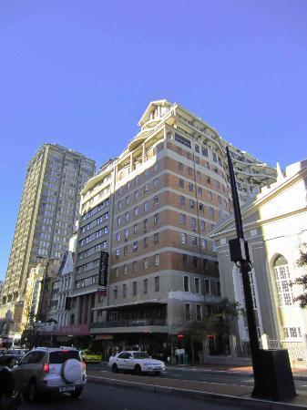 اديرلاي هوتل: The Adderley hotel in Cape Town 
