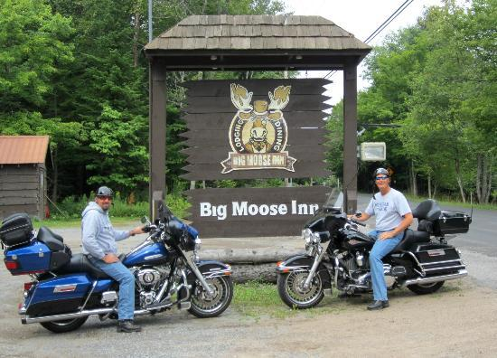 Big Moose Inn: Hotel