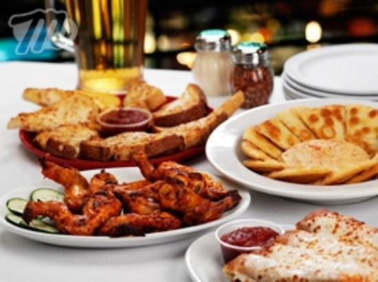 Minsky's Pizza Cafe & Bar: Minsky's Appetizers