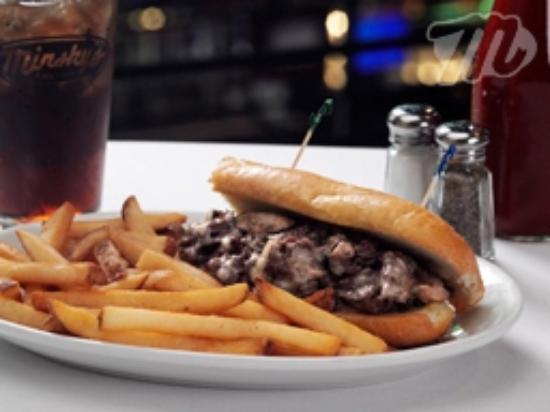 Minsky's Pizza Cafe & Bar: Minsky's Philly Cheessteak