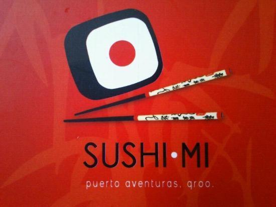Sushi-Mi: Logo!