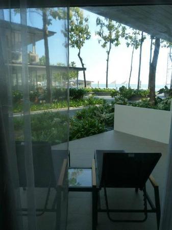 فور بوينتس باي شيراتون لانجكاوي ريزورت: View from our room