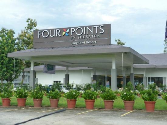 Century Langkasuka Resort: Exterior