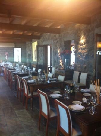 Casa del Visitante - Familia Zuccardi: sala