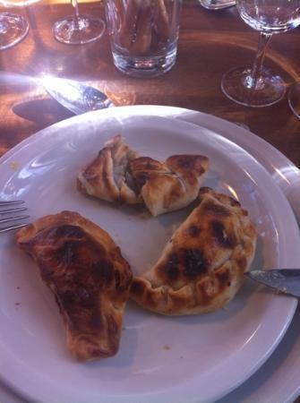 Casa del Visitante - Familia Zuccardi: empanadas