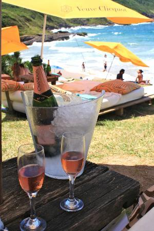 Rocka Beach Lounge & Restaurant: Imprescindível para Rock Beach Lounge