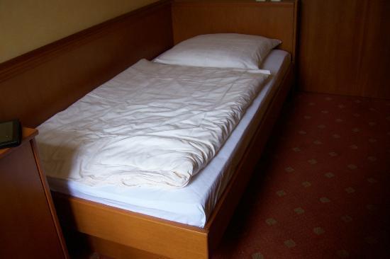 Hotel Am Markt: Bed