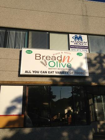 Bread n Olive