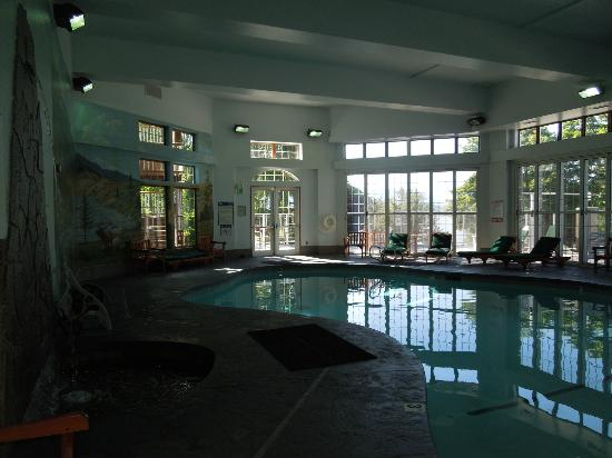 Lakeside Lodge and Suites: Indoor pool