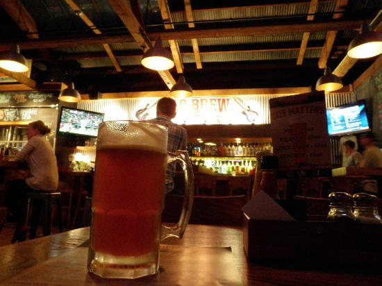Slo Brew Company: 32 oz. IPA on Nitro!