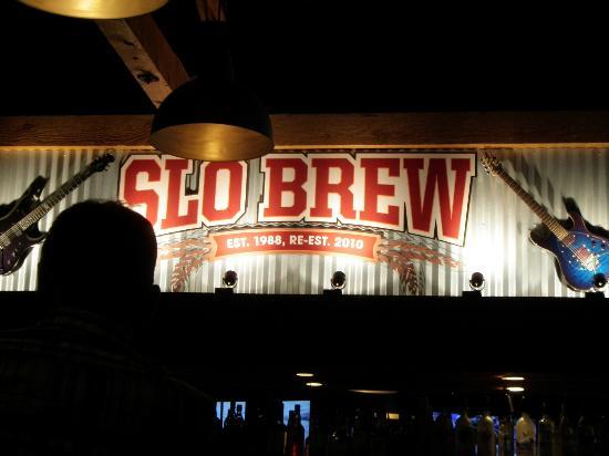 Slo Brew Company: Sign