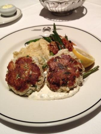 Truluck's Seafood, Steak and Crab House: Chunky crab cakes