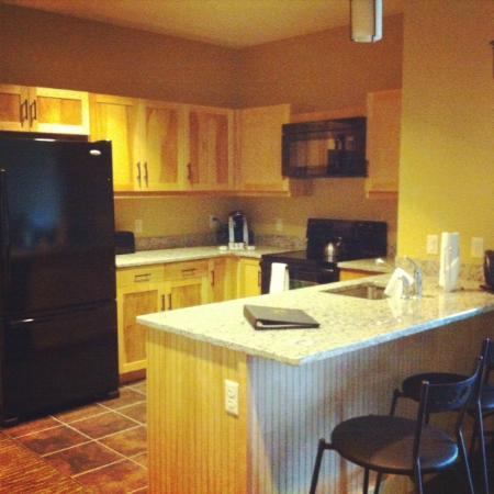 Jay Peak Resort: Kitchen
