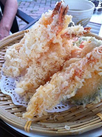 O Sushi Place: Assorted Tempura