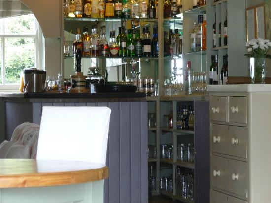 Orles Barn Hotel: Nice bar/lounge area
