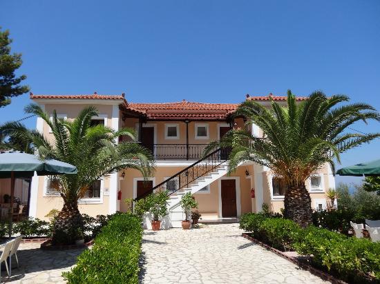 Villa Contessa: Hotel