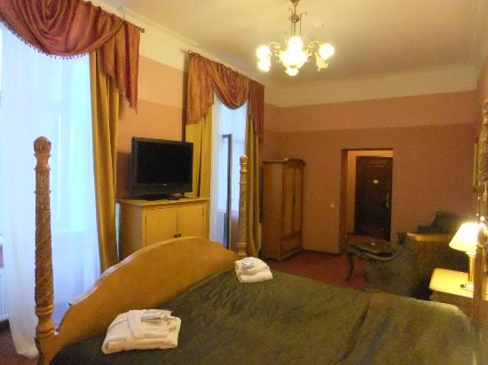 Hotel Garden Palace: Junior suite