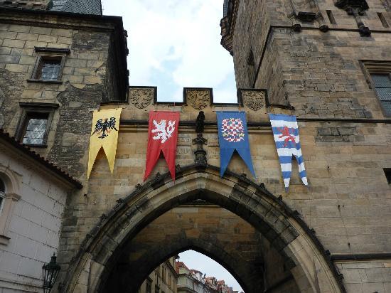 De Karelsbrug: ingang carlbrug