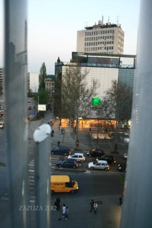 Hotel Centar : view
