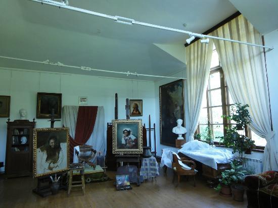 House Museum PP Chistyakov: внутреннее убранство