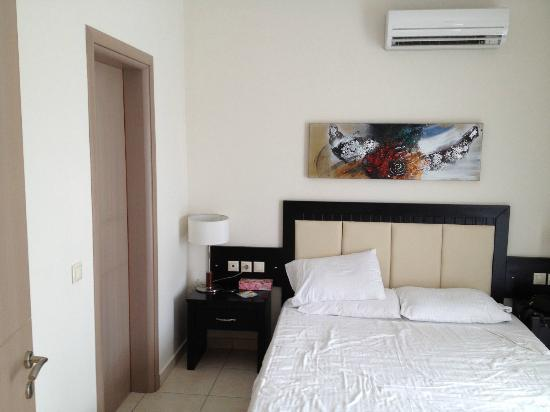 Mamfredas Resort: First Floor Bedroom in villa Katerina