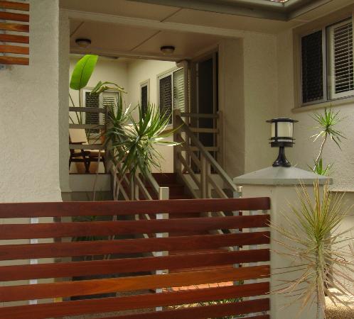 Brisbane Street Studios: Balcony