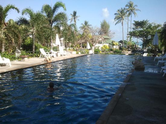 Choeng Mon Beach Hotel and Spa: la piscine