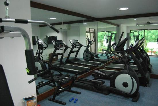 Treebo Angson: Gym