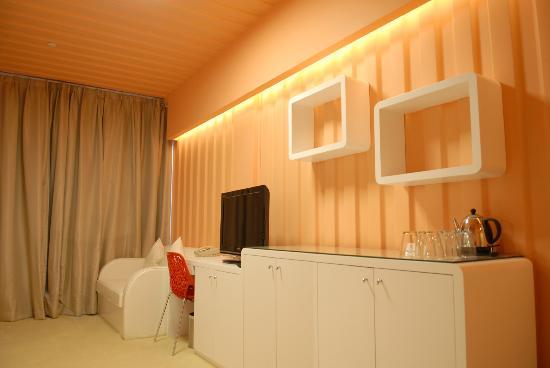 Cargo Hotel Shenzhen: Room