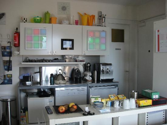 Belalp: Kitchen