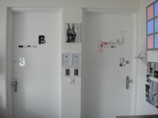 Belalp: Our room is the left one