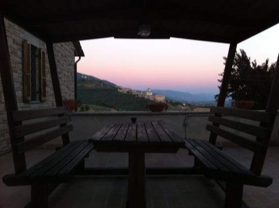 B&b Colle San Francesco : esterno casa