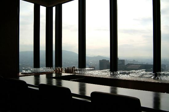 Hotel Granvia Kyoto: Sourthern Court - Sky Lounge