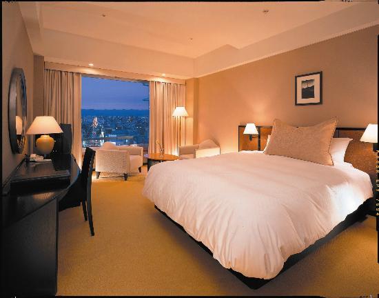 Hotel Granvia Kyoto: Standard Double