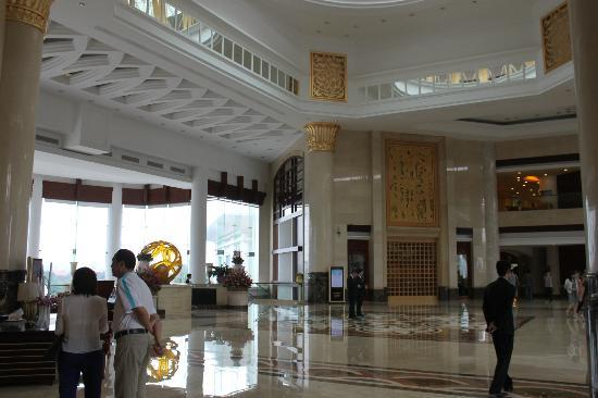 Goodview Hotel Tangxia: Lobby