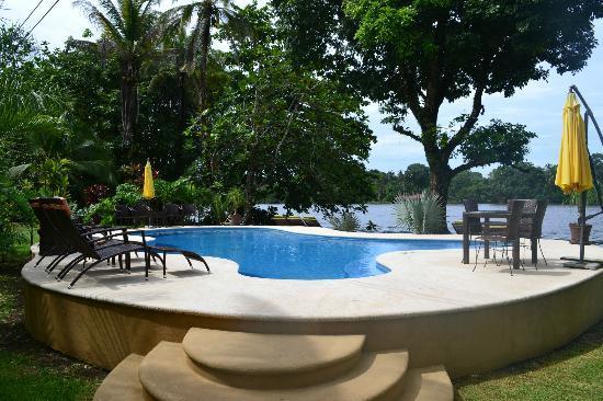 Hotel Manatus: Pool