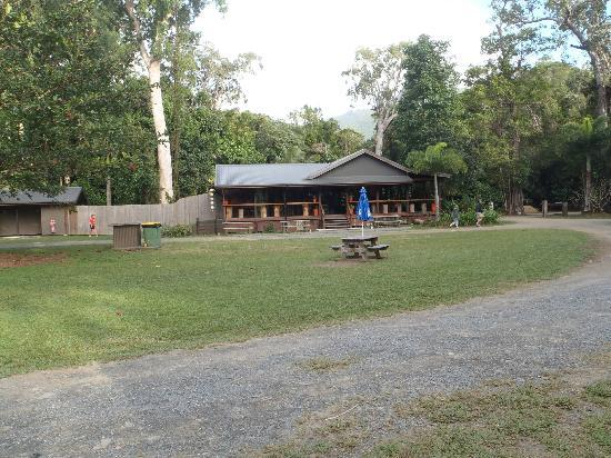 Cape Tribulation Camping: Bar Cape Trib