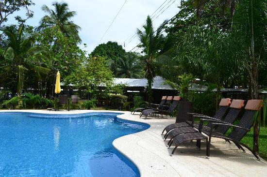 Manatus Hotel: Pool