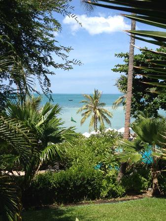 Nora Beach Resort and Spa: Unterer Hotel Bereich