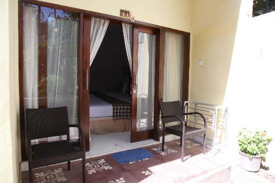 Abian Kokoro: Exterior room View