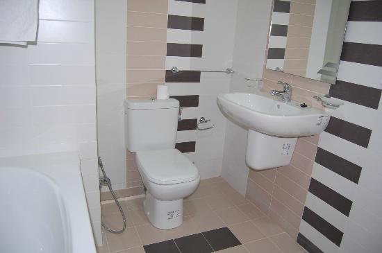 Residence Chahd: bathroom