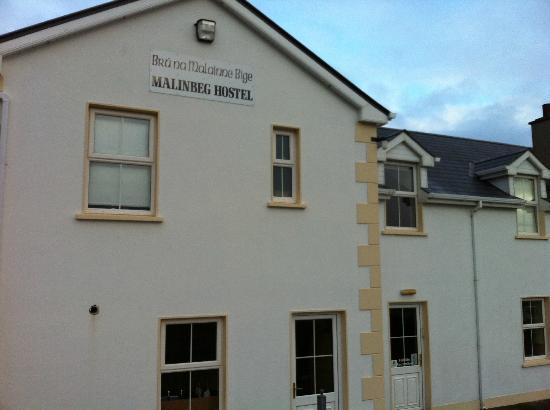 Malinbeg Hostel: The hostel
