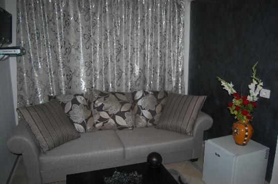 Residence Chahd: salon