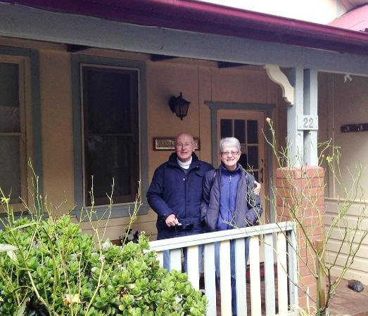 Morvern Valley Guesthouses: 50th Wedding Anniversary at Morvern Valley