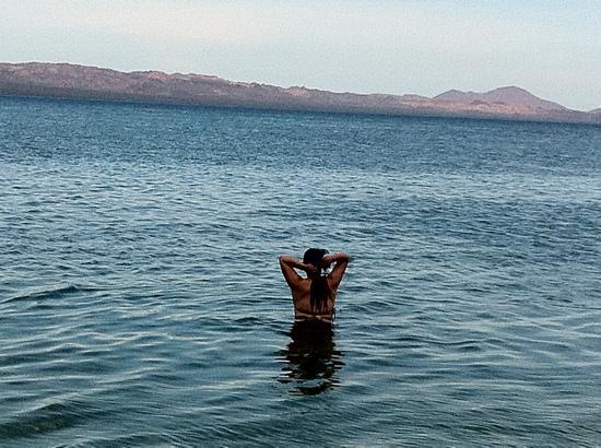 Guerrero Negro, Mexico: playa el requesón BCS