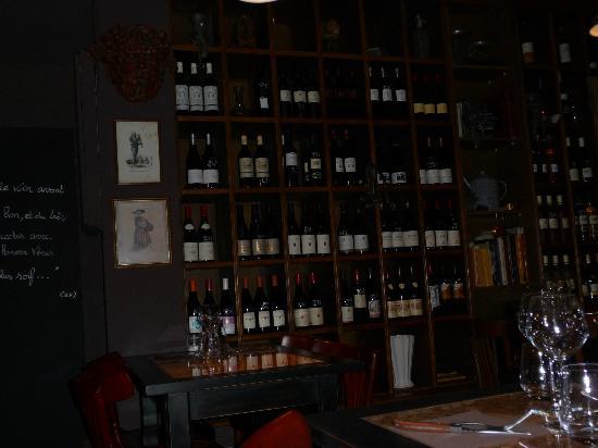Chez Gaston : Vins