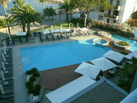 Marins Hotels: Zwembad Marins Playa Suites