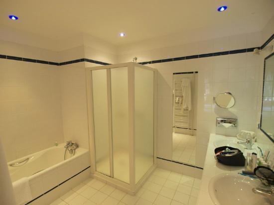 Le Domaine d'Auriac: Bathroom