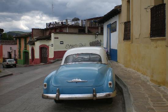 Hotel Hacienda Los Morales: esterno hacienda av, ignacio allende